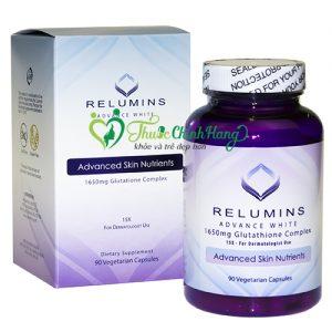 Relumins mẫu mới