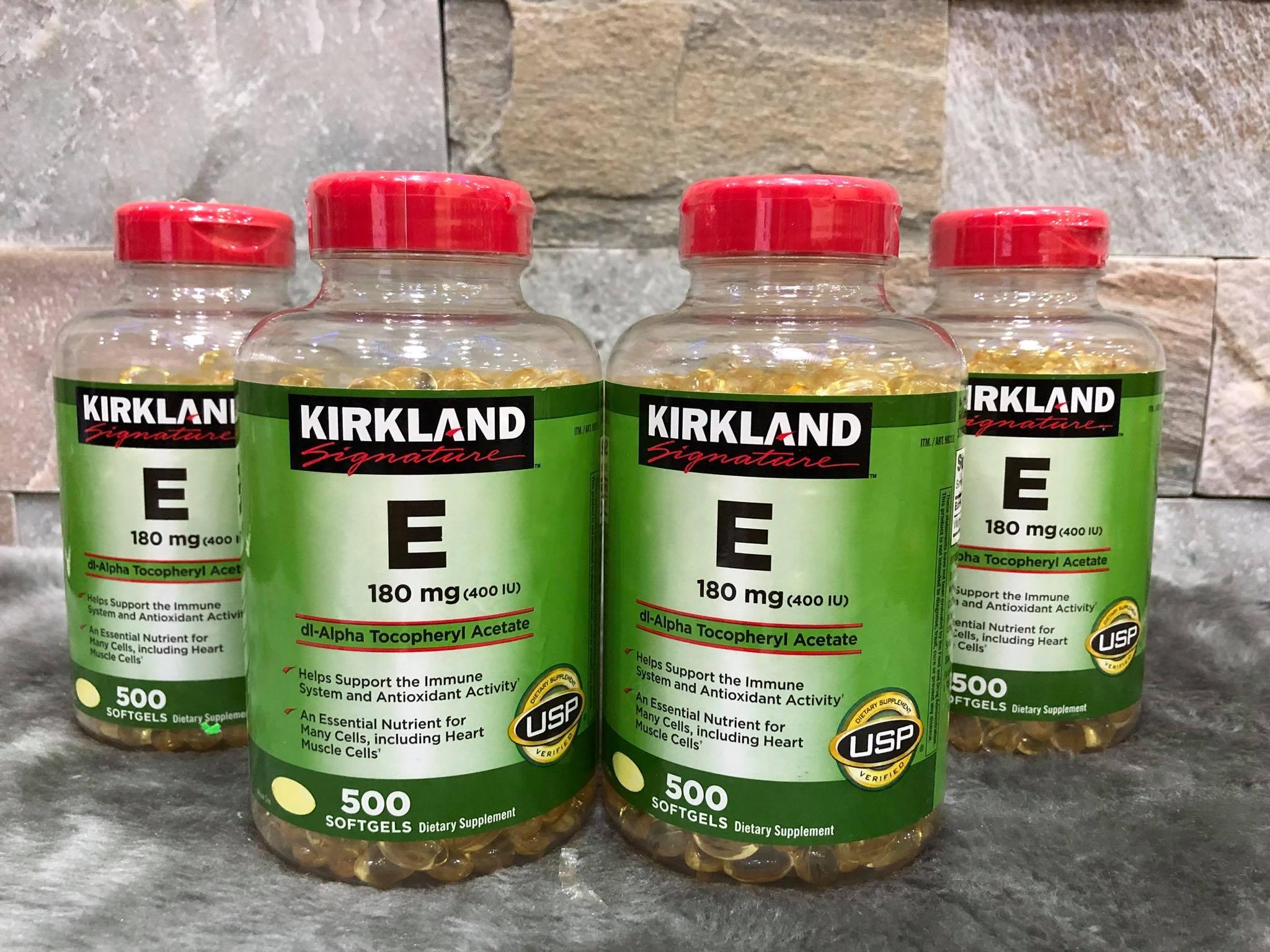 kirkland-vitamin-e