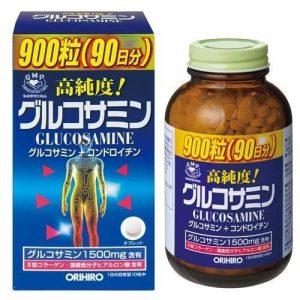 glucosamine-orihiro-1500mg-900-vien