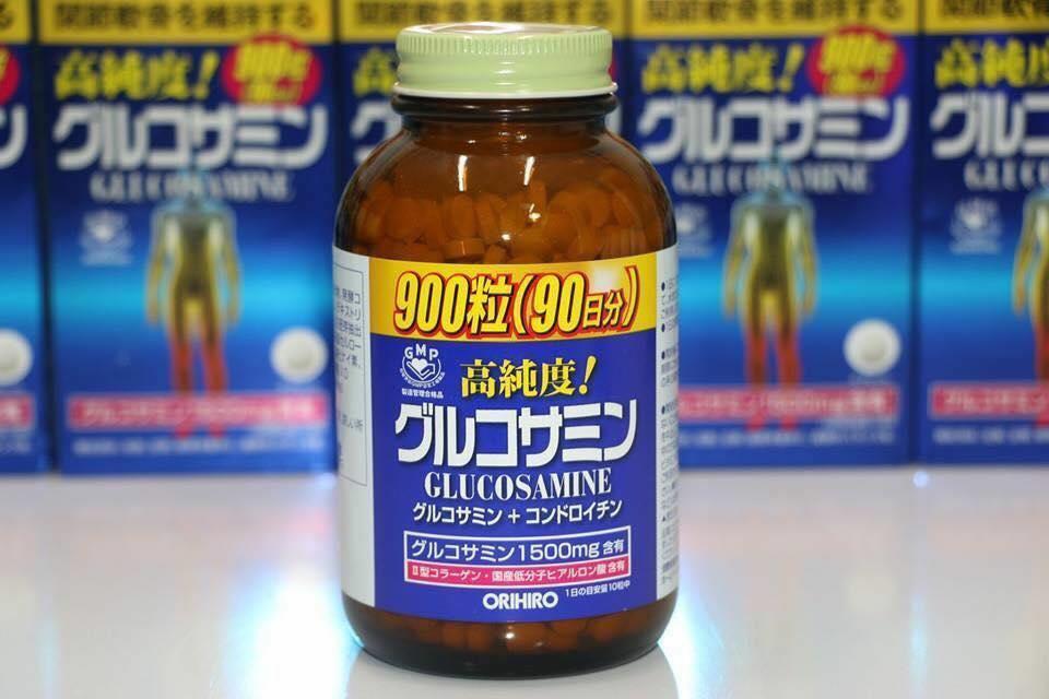 thuoc-bo-khop-glucosamine-nhat-ban-900-vien